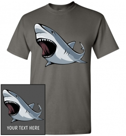 Great White Shark T-Shirt / Tee