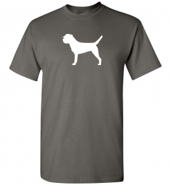 Border Terrier Custom T-Shirt