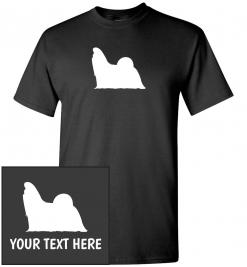 Shih Tzu Custom T-Shirt