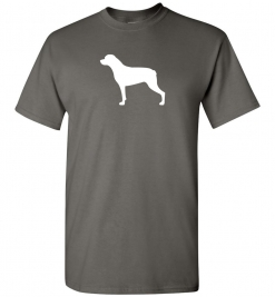 Rottweiler Dog Custom T-Shirt