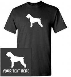Schnauzer Custom T-Shirt