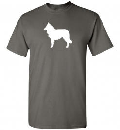 Belgian Shepherd Custom T-Shirt