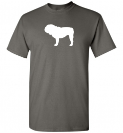 Bulldog Custom T-Shirt