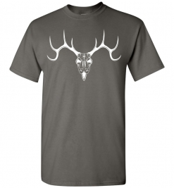 Deer / Buck Skull T-Shirt