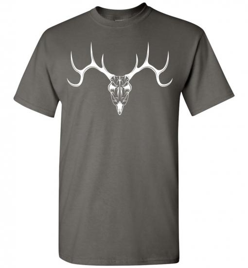 Deer / Buck Skull T-Shirt