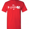 Trout Fish Bones T-Shirt