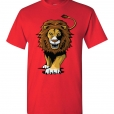 Stalking Lion T-Shirt / Tee