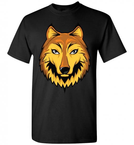 Wolf Head T-Shirt / Tee