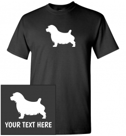 Norfolk Terrier Dog Custom T-Shirt