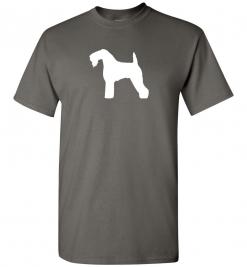 Kerry Blue Terrier Custom T-Shirt
