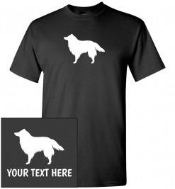 Shetland Sheepdog Custom T-Shirt