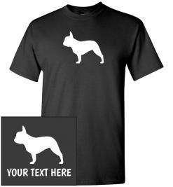 French Bulldog Custom T-Shirt