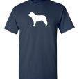 Saint Bernard Custom T-Shirt
