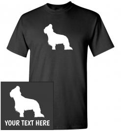 Briard Custom T-Shirt