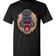 Angry Mandrill T-Shirt / Tee