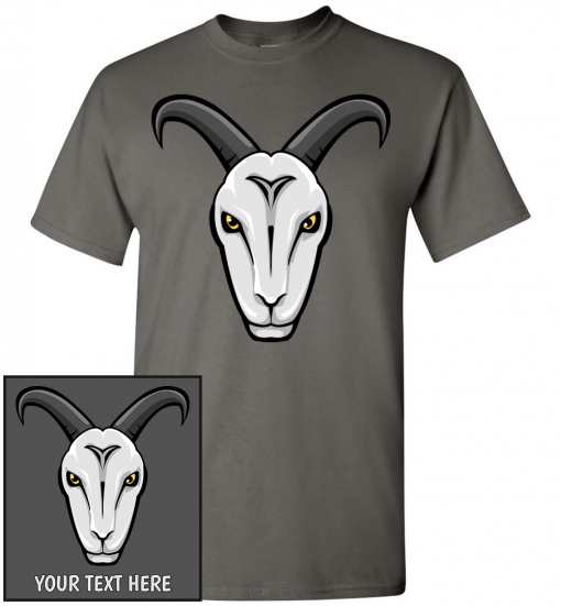 Goat Head T-Shirt / Tee