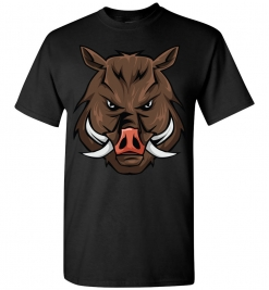 Wild Hog Head T-Shirt