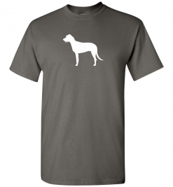 Irish Wolfhound Custom T-Shirt