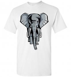 Angry Elephant T-Shirt / Tee