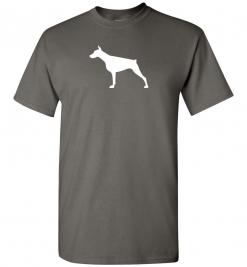 Doberman Pinscher Custom T-Shirt