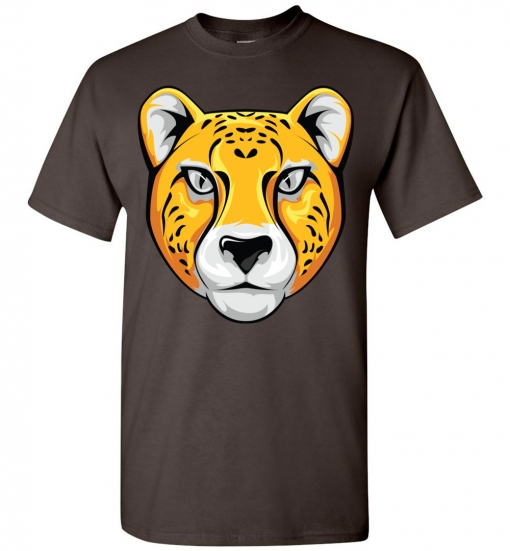 Cheetah T-Shirt / Tee