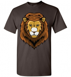 Majestic Lion T-Shirt / Tee