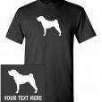 Chinese Crested Dog Custom T-Shirt