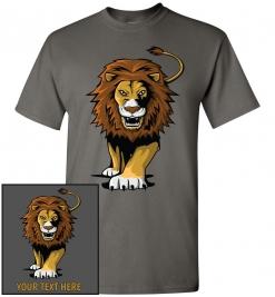 Stalking Lion T-Shirt / Tee