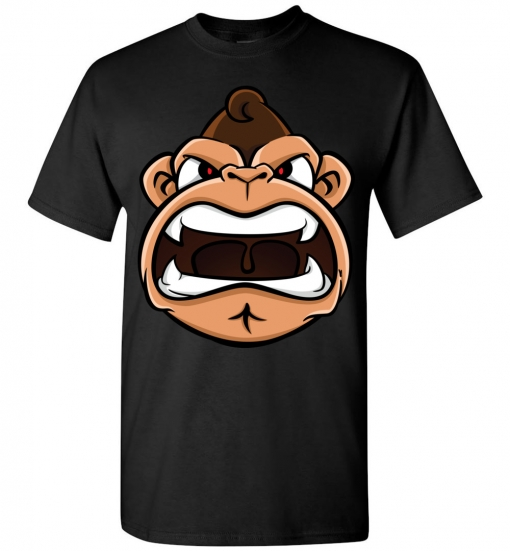 Angry Monkey T-Shirt / Tee