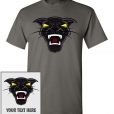 Panther Head T-Shirt / Tee