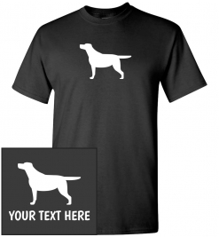 Labrador Retriever Custom T-Shirt