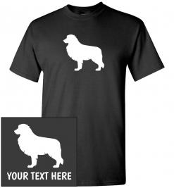 Border Collie Custom T-Shirt