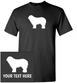 Komondor Custom T-Shirt