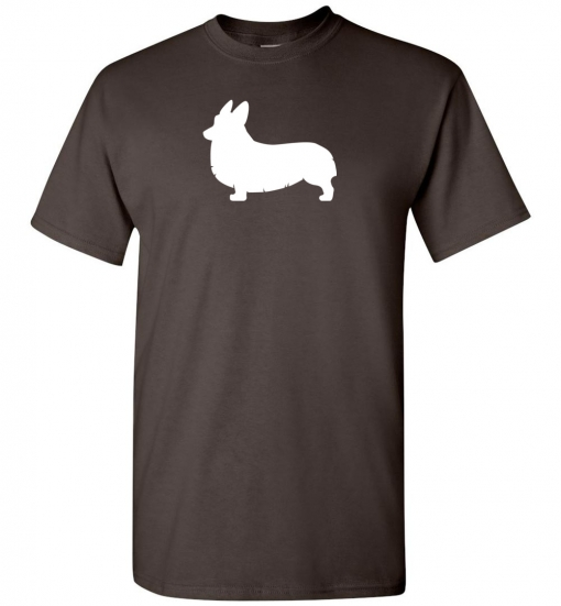 Pembroke Welsh Corgi Custom T-Shirt