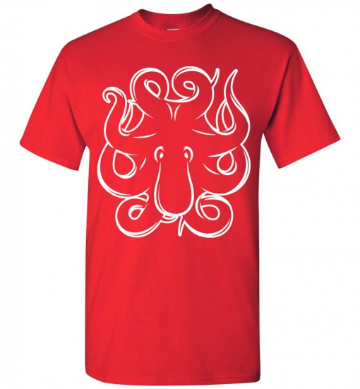 Octopus / Squid Custom T-Shirt