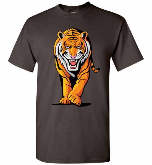 Stalking Tiger T-Shirt / Tee