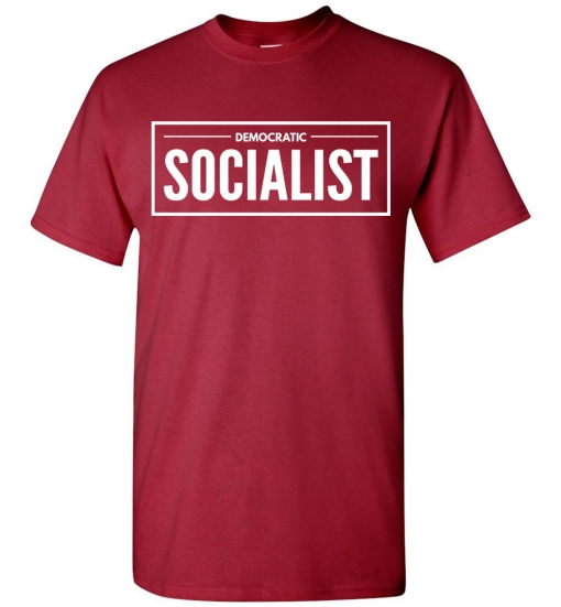 Democratic Socialist T-Shirt