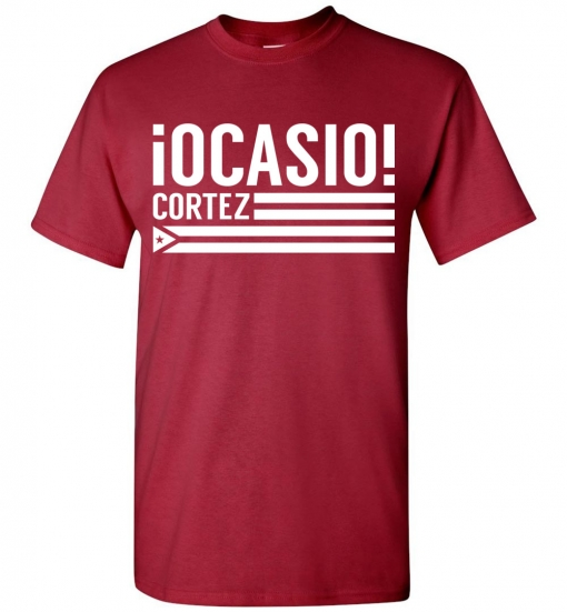 Ocasio Cortez T-Shirt