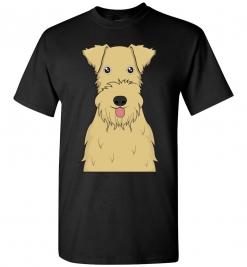 Lakeland Terrier Cartoon T-Shirt