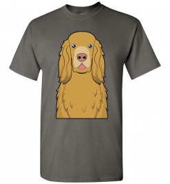 Sussex Spaniel Cartoon T-Shirt