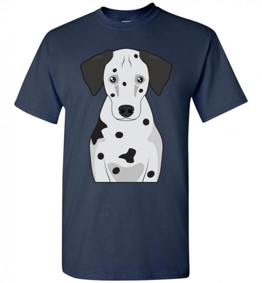 Dalmatian Cartoon T-Shirt