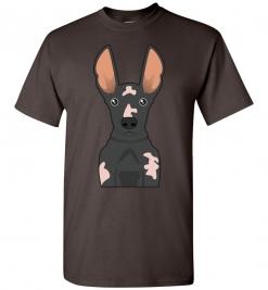 Peruvian Inca Orchid / Hairless T-Shirt