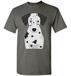Dalmatian Cartoon T-Shirt