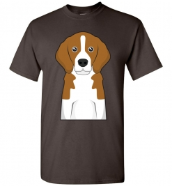 Beagle Cartoon T-Shirt