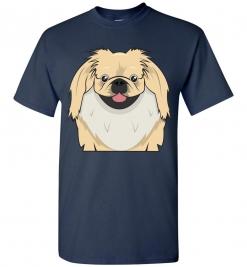 Pekingese Cartoon T-Shirt