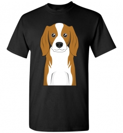 Cavalier King Charles Spaniel Cartoon T-Shirt
