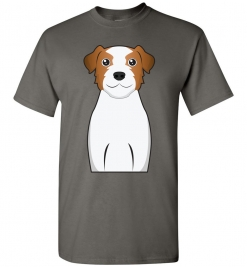 Jack Russell Terrier Cartoon T-Shirt