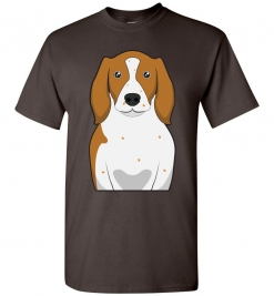 Welsh Springer Spaniel Cartoon T-Shirt