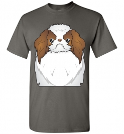 Japanese Chin Cartoon T-Shirt