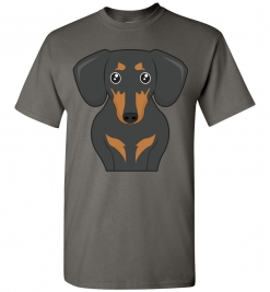 Dachshund Cartoon T-Shirt